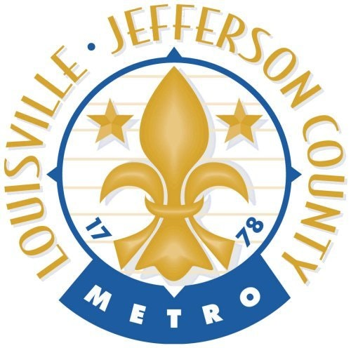 Louisville Metro Logo Local Contract