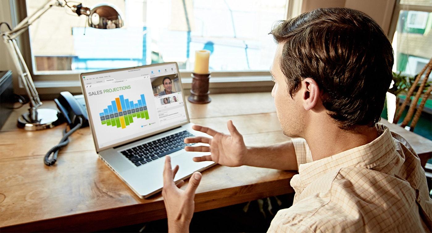 Remote Work through Cisco Webex